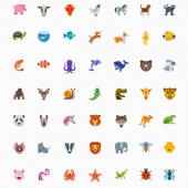 71 Free Animal Icons